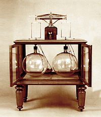 Mendeleev's design Weight devices for firm and gas substances.jpg