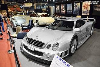 Mercedes-Benz CLK-Class - Mercedes-Benz CLK GTR