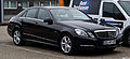 Mercedes-Benz E 200 BlueEFFICIENCY Avantgarde (W 212) – Frontansicht, 23. September 2012, Ratingen.jpg