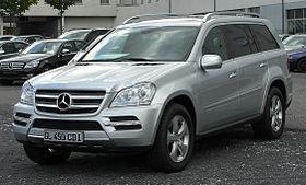MercedesBenz GLClass  Wikipedia