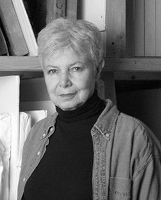 Merle Temkin - Merle Temkin, in her New York studio, 2011.