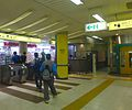 Metro-Komagomestation-ticketgates-june13-2015.jpg