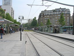 Porte d 39 italie metropolitana di parigi wikipedia - Metro porte d ivry ...