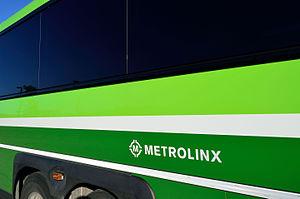 Metrolinx - Metrolinx's GO Bus