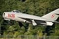 MiG-17 landing by StuSeeger.jpeg