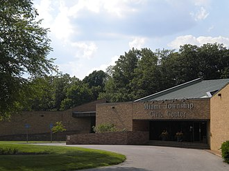 Miami Township, Clermont County, Ohio - Miami Township Civic Center on Meijer Drive