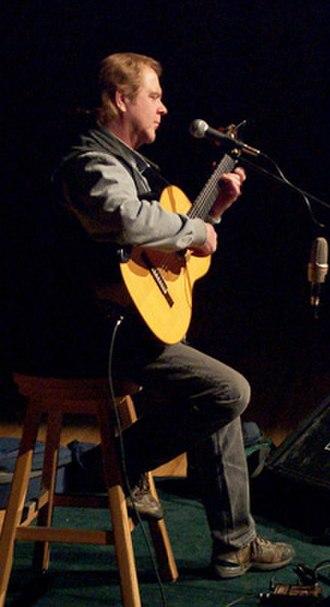 Michael Johnson (singer) - Image: Michael Johnson 2002