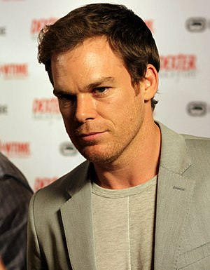 Michael C. Hall - Hall at the 2011 San Diego Comic-Con