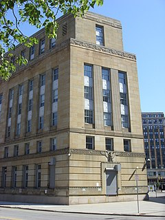 Michael J. Dillon Memorial United States Courthouse