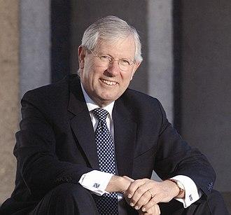 Michael Stevenson (educator) - Stevenson in 2006