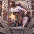 Michelangelo, profeti, Daniel 01.jpg