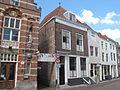 Middelburg, Vlasmarkt 7 en hogere oneven nummers foto1 2011-07-03 11.12.JPG