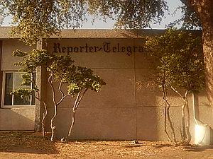 Midland Reporter-Telegram - Image: Midland Reporter Telegram Building DSCN1145