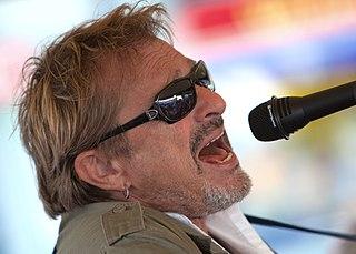 Mikael Rickfors Swedish musician