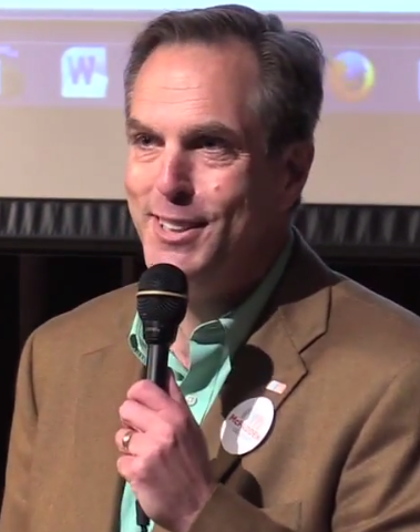 Mike McFadden, CD4 Convention, April 2014