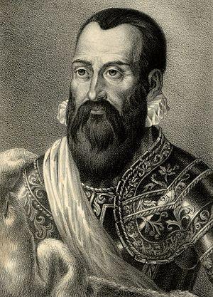"""Mikołaj """"the Black"""" Radziwiłł - Portrait of Mikołaj 'Czarny' Radziwiłł"""