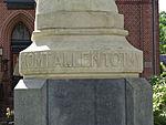 Millingen aan de Rijn - Heilig Hartbeeld (1922) van Jan Custers - 06.jpg