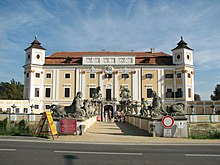 Замок Милотице, Чехия