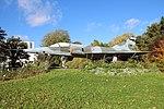 Mirage III à l'entrée de Buc dans les Yvelines en 2013 - 02.jpg