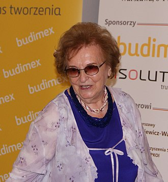 Mirosława Litmanowicz - Mirosława Litmanowicz in 2011