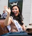 Miss Michigan Arianna Quan 2016 East Grand Rapids Independence Day Parade July 04, 2016 (cropped).jpg