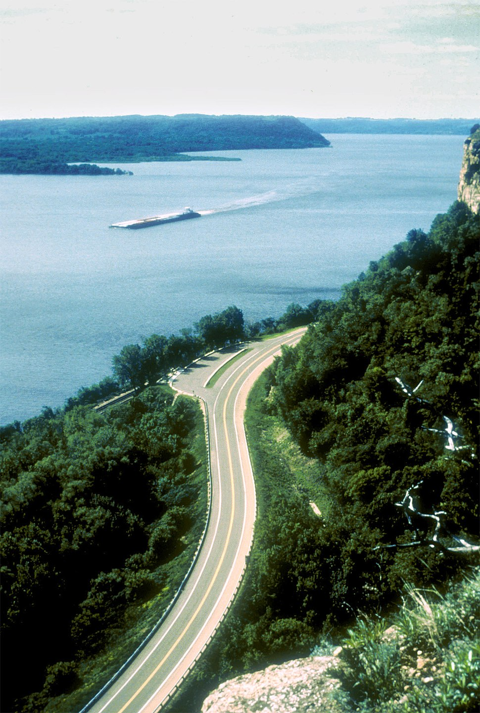 MississippiRiverBluffs