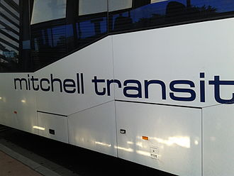 Wallan, Victoria - Mitchel Transit Bus service by shire