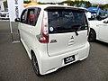 Mitsubishi eK CUSTOM 2WD T Safety Package (DBA-B11W-LTHF1) rear.jpg