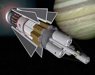 Interstellar travel - Modern Pulsed Fission Propulsion Concept.