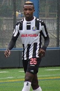 Mohamadou Sumareh Malaysian footballer