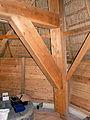 Molen De Koe Ermelo achtkantstijl op ondertafelement.jpg