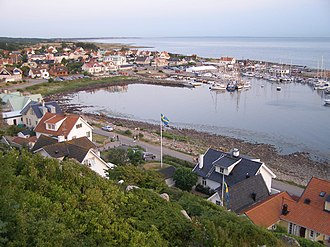 Mölle - Harbour at Mölle