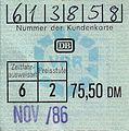 Monatskarte VRR Preisstufe 2 Deutsche Bundesbahn - 1986.jpg