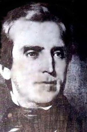 Moncure Robinson - Moncure Robinson, mid-19th century