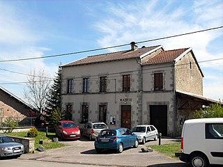 Mont-lès-Lamarche Commune in Grand Est, France