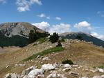 Monte Pollino et Serra del Prete par l'éperon ouest de la Serra Ciavole..PNG