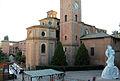 Monte oliveto maggiore, chiesa, ext. 02.JPG