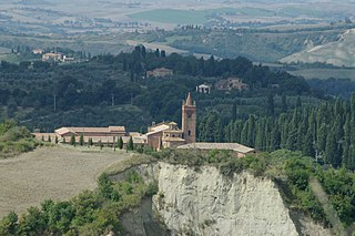 Territorial Abbey of Monte Oliveto Maggiore territorial abbey