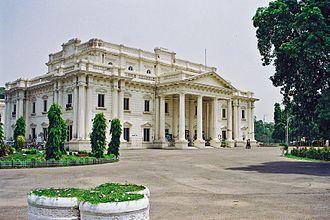 Quaid-e-Azam Library - Image: Montgomery Hall (Quaid e Azam Library) by Usman Ghani