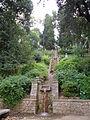 Montjuic la font del gat cascata inferiore 1140638.JPG