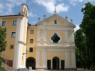 Montoggio - Church