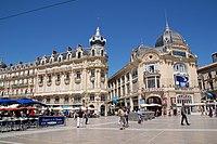 Montpellier wikivoyage guida turistica di viaggio - Piscine place de l europe montpellier ...