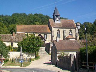 Montreuil-sur-Epte Commune in Île-de-France, France