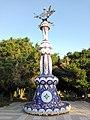 Monumento en el Rincón del Hornillo (Playa del Hornillo), del artista Juan Martínez Asensio, conocido como El Casuco. 02.jpg