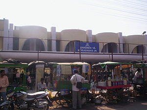 Moradabad - Moradabad railway station