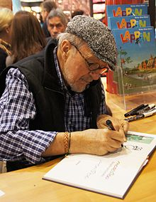 Mordillo at 2012 Frankfurt Bookfair.JPG