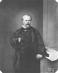 Moritz von Schwind, c. 1860. (Source: Wikimedia)