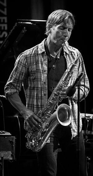 Morten Halle - Morten Halle at Oslo Jazzfestival 2016