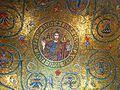 Mosaic in narthex of St Louis Basilica 2 Timothy c4 v7.JPG