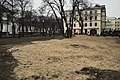 Moscow, Vozdvizhenka Street near Arbatskaya-APL station (30892091222).jpg